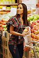 adrienne bailon grocery shopping 13