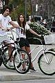 miley cyrus justin gaston bike ride 20