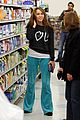 miley cyrus rite aid shopping 10