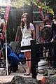 demi lovato again video shoot 03