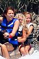 miley cyrus noah cyrus jet ski 04