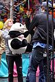 robert pattinson emilie de ravin panda bear 04