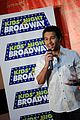 corbin bleu kids day broadway 30