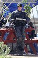 joe jonas david henrie paintball 13
