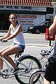 miley cyrus liam hemsworth biking 24