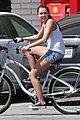 miley cyrus liam hemsworth biking 28