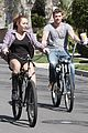 miley liam bike ride 01
