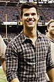 taylor lautner sunday saints 10