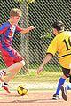 justin bieber soccer spain 13