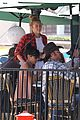 miley cyrus patys lunch 11