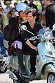 blake lively penn badgley vespa 21