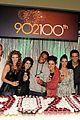 90210 cast celebrate 100 episode 15
