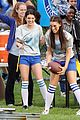 matt lanter shenae grimes 90210 flag football 09