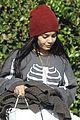 vanessa hudgens skeleton sweater halloween 07