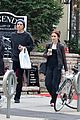 lily collins jamie bower coffee run 01