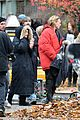 lily collins jamie bower mortal set 05