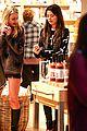 miranda cosgrove william sonoma shopper 05