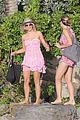 julianne hough pink dress barths 08