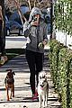 miley cyrus dog walk monday 04