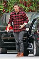 nick jonas plaid meetings 01