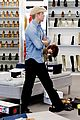 derek hough dance shoe shopping 04