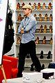 derek hough dance shoe shopping 09