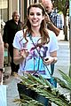 emma roberts boho braid dentist 05