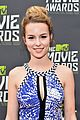 bridgit mendler mtv movie awards 10
