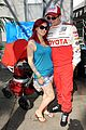 brett davern jackson rathbone toyota celebrity race 08