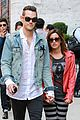 ashley tisdale christopher lunch nyc 01