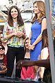 victoria justice extra appearance at the grove 13