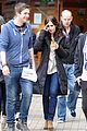 lily collins sam claflin film love rosie in ireland 05