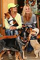 aj aly michalka dog day out 05