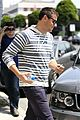 lea michele grocery shopping cory monteith steps out solo 13