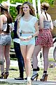 halston sage filming the townies 01
