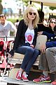 emma stone andrew garfield revlon walk couple 21
