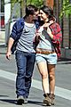 josh hutcherson girlfriend kiss cycle 22