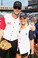 lauren alaina city hope softball game 25