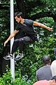 marie avgeropoulos taylor lautner tracers jump 03