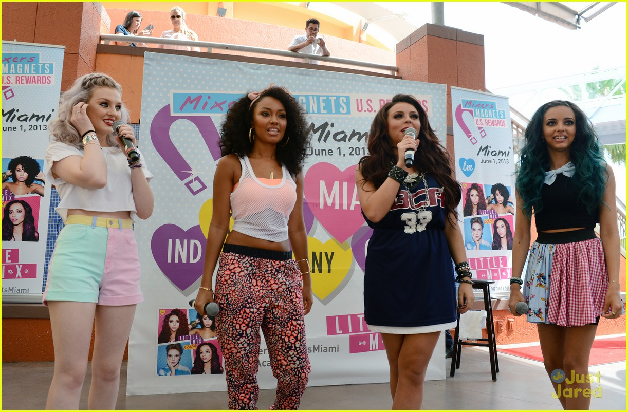 Little mix miami meet greet photo 565849 photo gallery little mix miami meet greet photo 565849 photo gallery just jared jr kristyandbryce Image collections