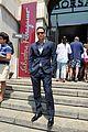 mark salling milan fashion week attendee 09