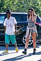 kylie jenner catches a movie with lil twist 27