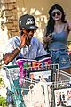 kylie jenner food shopping with friends 19