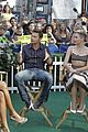 miley cyrus stops by good morning america 05