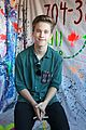 ryan beatty stops by toms in venice beach 01
