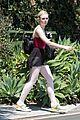 elle fanning dance ginger dvd 01
