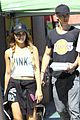 vanessa hudgens austin butler lunch couple 03