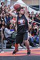 josh hutcherson sbnn basketball game 07