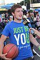 josh hutcherson sbnn basketball game 21