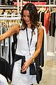 jamie chung bryan greenberg fashion saves live trade show 02